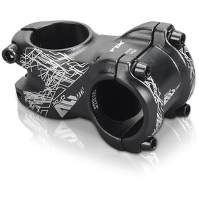 "XLC ST-M25 All Mountain Ahead Stem Ø31,8mm 1 1/8"" 0° black matte"